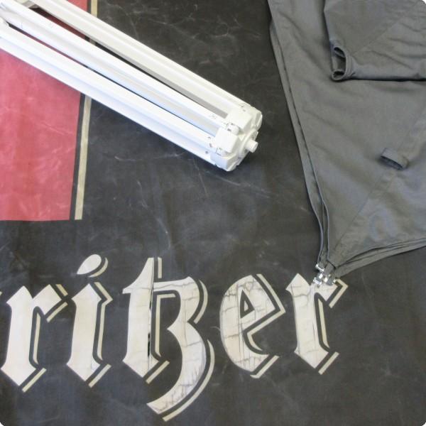 Köstritzer® Werbeschirm / Ersatzbezug